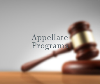 Appellate Advocacy Programs